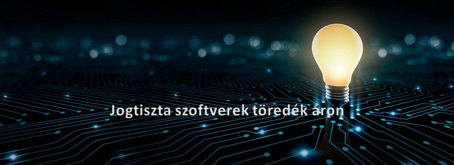 Használt szoftverek