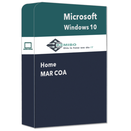Windows 10 Home MAR COA