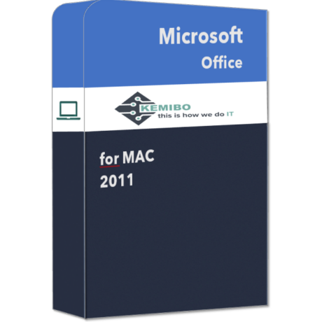 Office Standard for Mac 2011