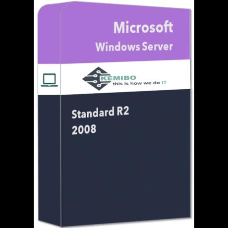 Windows Server R2 2008 Standard