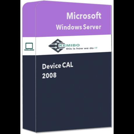 Windows Server R2 2008 Device CAL