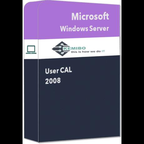Windows Server R2 2008 User CAL