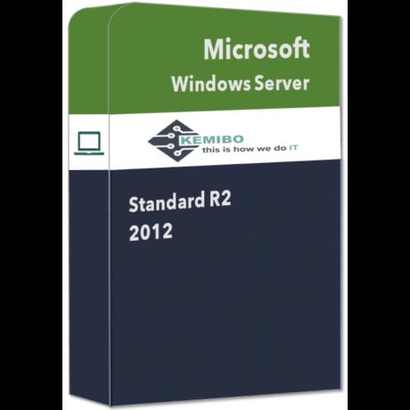 Windows Server  R2 2012 Standard
