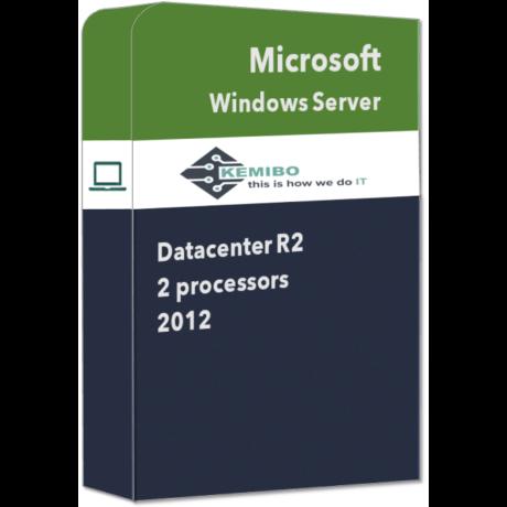Windows Server R2 2 Proc. 2012 Datacenter