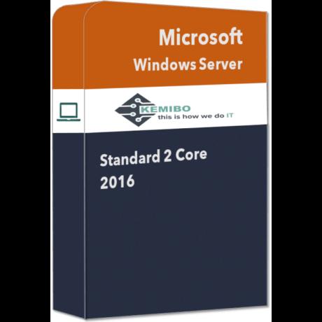Windows Server 2 Core 2016 Standard