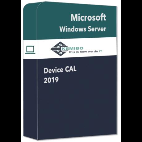 Windows Server 2019 Device CAL