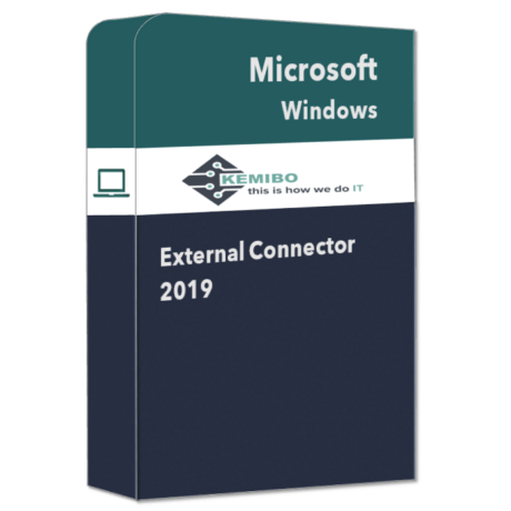 Windows External Connector 2019