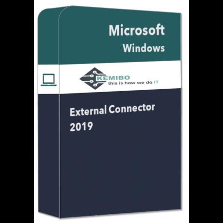 Windows External Connector 2019