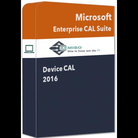 Enterprise CAL Suite 2016 Device CAL