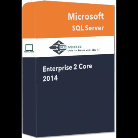 SQL Server Enterprise 2 Core 2014