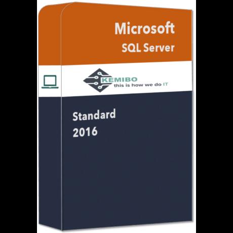 SQL Server Standard 2016