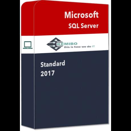 SQL Server Standard 2017