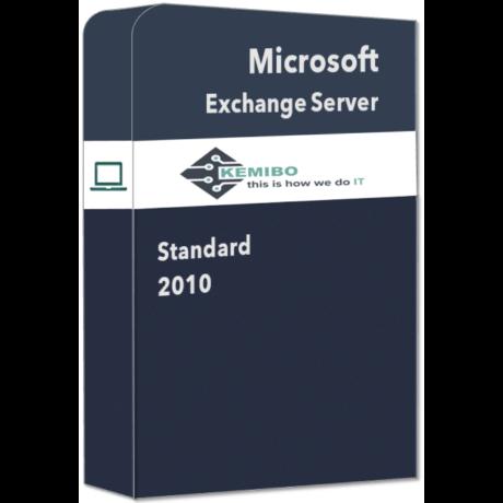 Exchange Server Standard 2010