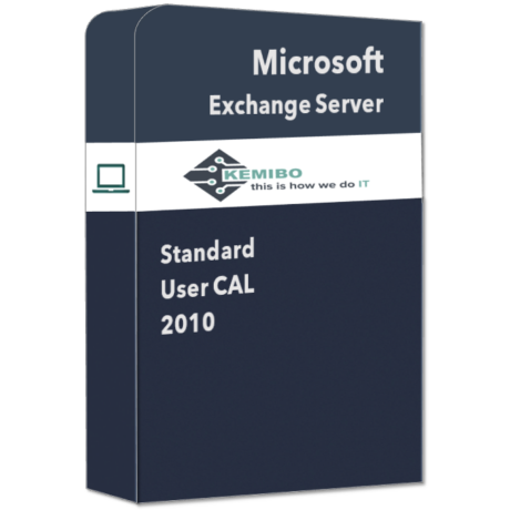 Exchange Standard 2010 User CAL