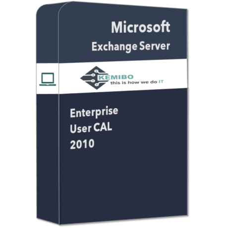 Exchange Server Enterprise 2010 User CAL