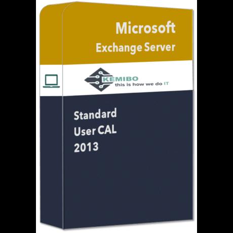 Exchange Standard 2013 User CAL