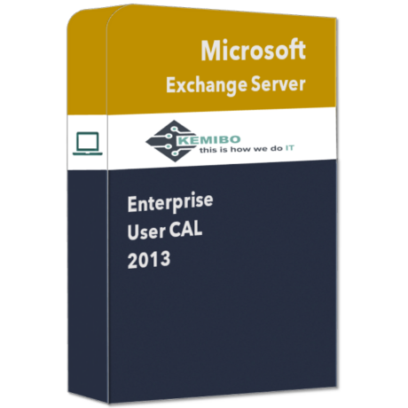 Exchange Server Enterprise 2013 User CAL