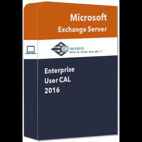 Exchange Enterprise 2016 User CAL