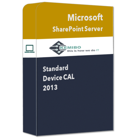 SharePoint Server Standard 2013 Device CAL