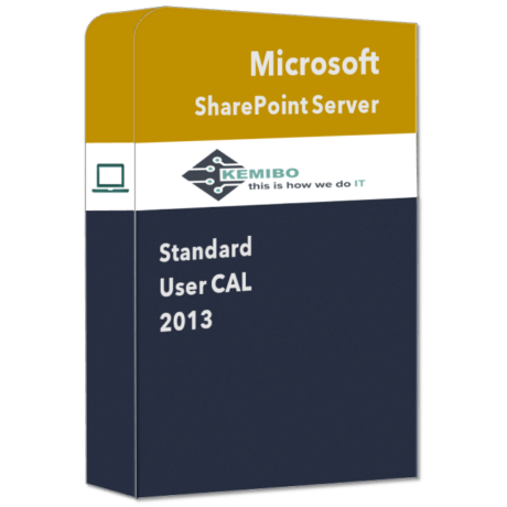 SharePoint Server Standard 2013 User CAL