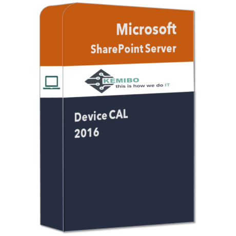 SharePoint Server 2016 Device CAL