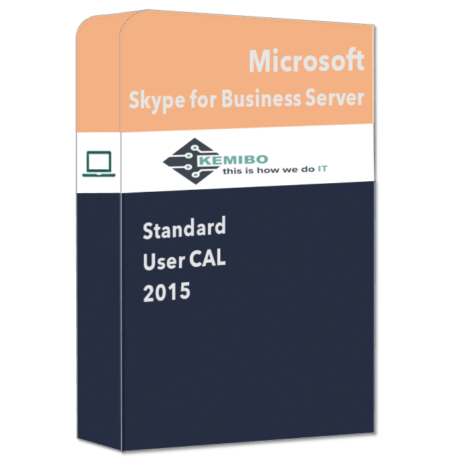 Skype for Business Server Standard 2015 User CAL