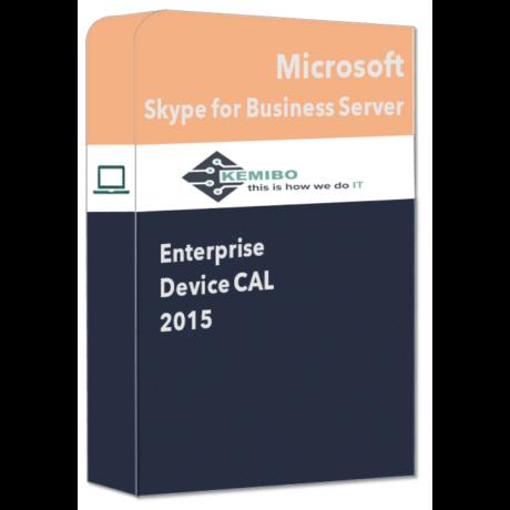 Skype for Business Server 2015 Enterprise Device CAL