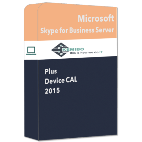 Skype for Business Server Plus 2015 Device CAL