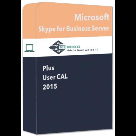 Skype for Business Server Plus 2015 User CAL