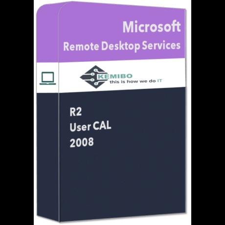Remote Desktop Services User CAL R2 2008