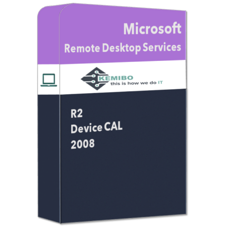 Remote Desktop Services Device CAL R2 2008