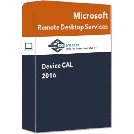 Remote Desktop Services Device CAL 2016