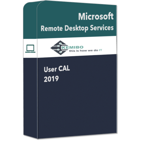 Remote Desktop Services User CAL 2019