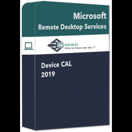 Remote Desktop Services Device CAL 2019