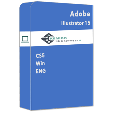 Illustrator 15 CS5 Win ENG