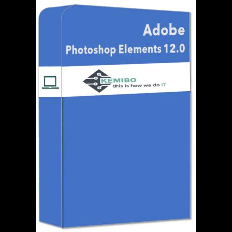 Photoshop Elements 12.0