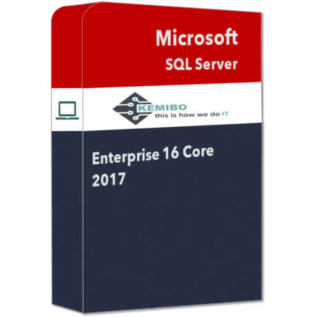 SQL Server Enterprise 2 Core 2017