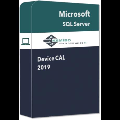 SQL Server Device CAL 2019