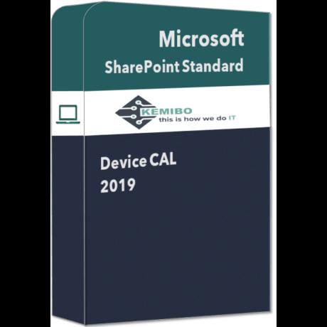 SharePoint Standard Device CAL 2019