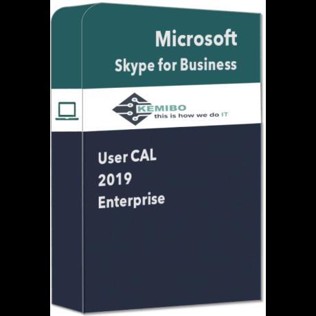 Skype for Business User CAL 2019 Enterprise