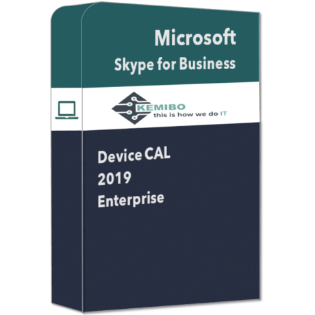 Skype for Business Device CAL 2019 Enterprise