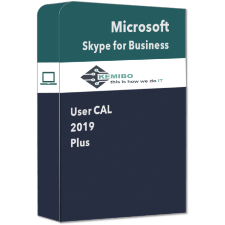 Skype for Business User CAL 2019 Plus