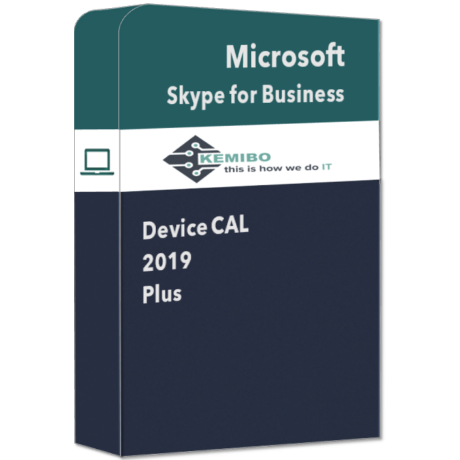 Skype for Business Device CAL 2019 Plus