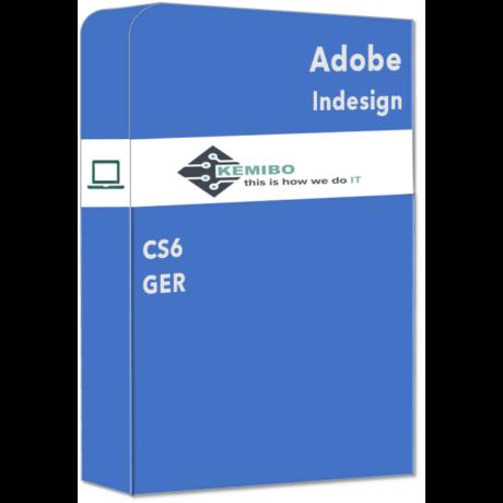Adobe InDesign CS6 GER