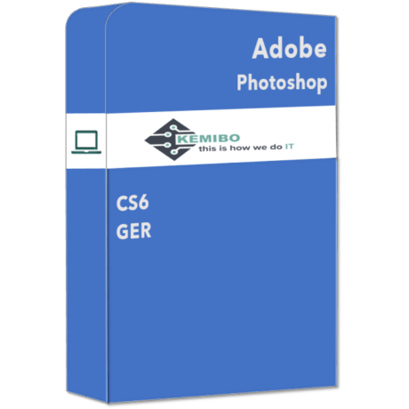 Adobe Photoshop CS6 GER
