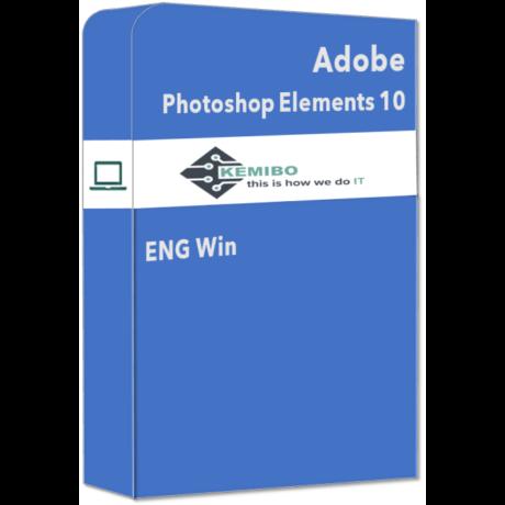 Adobe Photoshop Elements 10 ENG Win