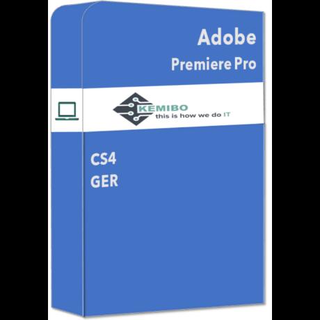 Adobe Premiere Pro CS4 GER