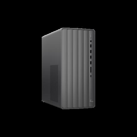 HP Envy te01-0004nn, Core i5-9400, 8GB, 512GB SSD, Win 10, fekete