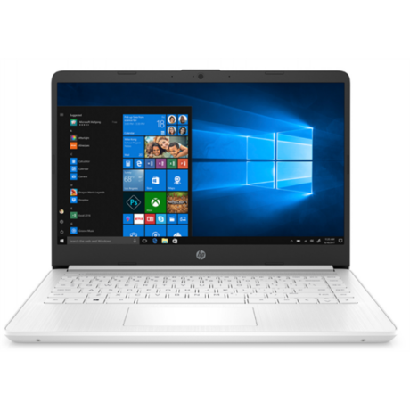 "HP 14s-dq1011nh, 14"" FHD AG IPS, Core i3-1005G1, 8GB, 256GB SSD, Win 10, fehér"