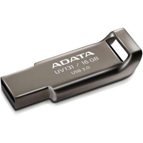 ADATA Pendrive 16GB, UV131 USB 3.2, Szürke
